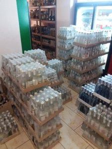 За матеріалами Служби безпеки України до суду скеровано обвинувальний акт по підозрі організованого злочинного угруповання, яке створило мережу незаконного виготовлення та збуту алкогольних напоїв