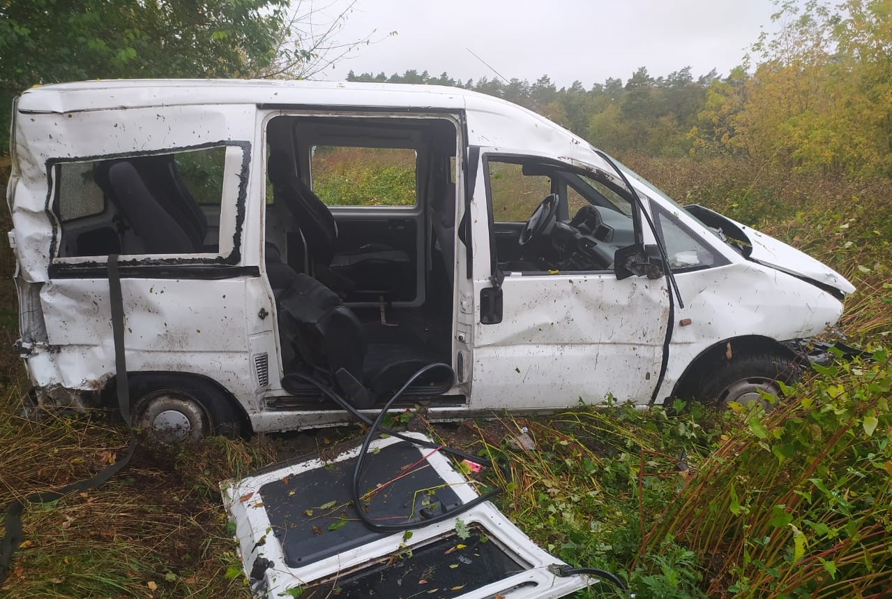 Біля Лопатина у ДТП загинув мешканець Бродівщини, водій з травмами у лікарні