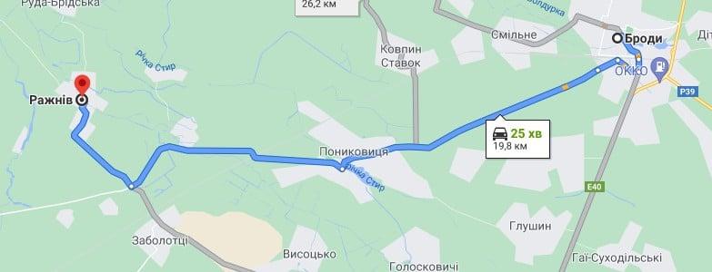 У Бродівській громаді відновлюють рейси до Боратина, Ражнева і Гаїв-Дітковецьких