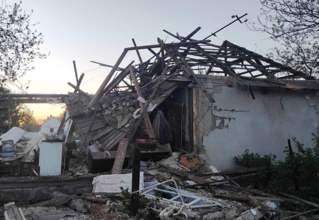Внаслідок вибуху газу зруйновано дерев'яний житловий будинок у с. Язлівчик