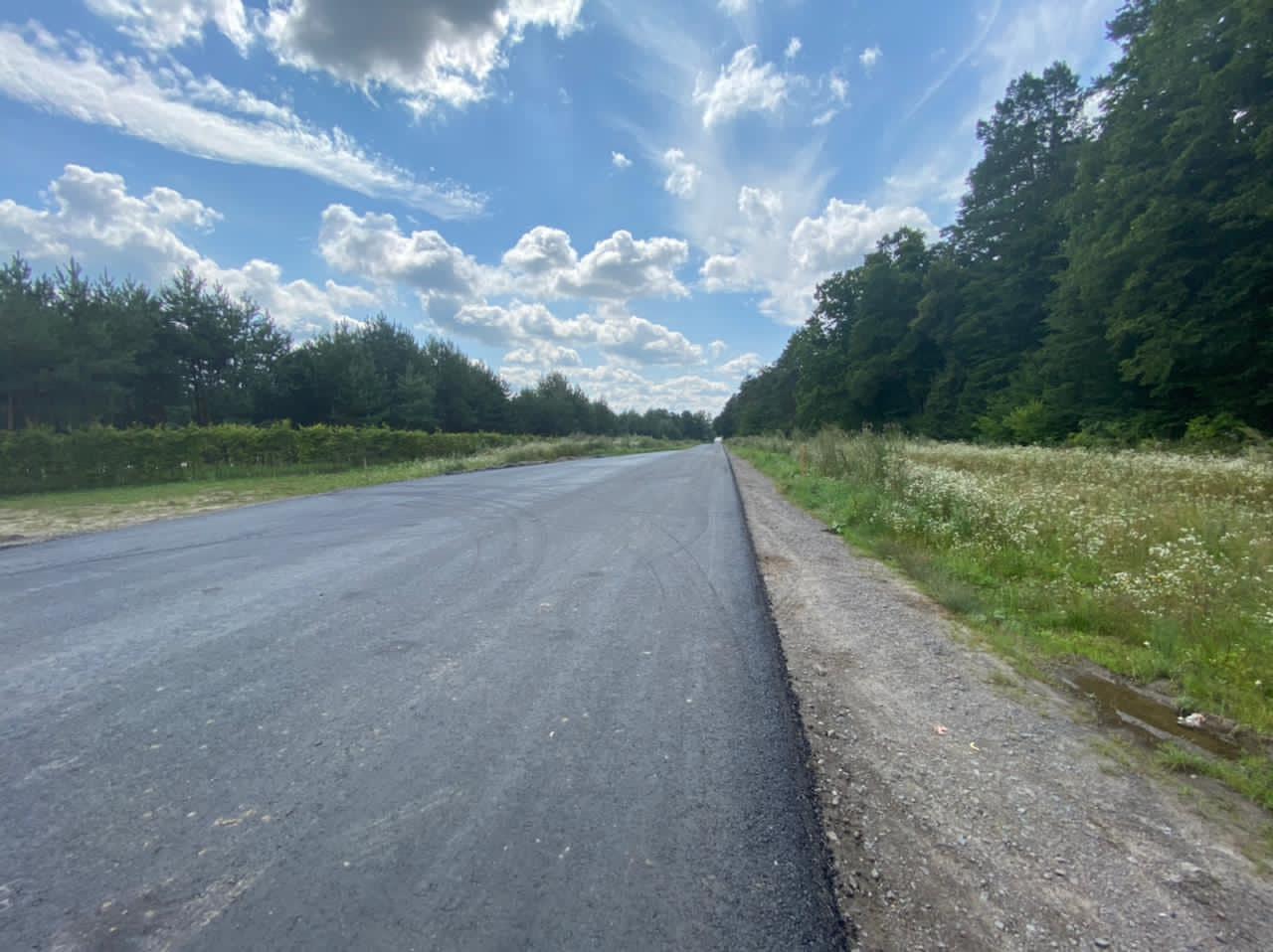 Ремонт автодороги Ясенів-Золочів на ділянці від Підгірців до Сасова обійдеться державі у 35 млн. грн.